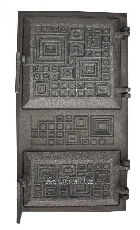 Дверка спаренная на защелке ДСЗ-3 (480 х 270 мм.)