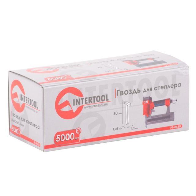 Купить Гвоздь для степлера INTERTOOL PT-8650