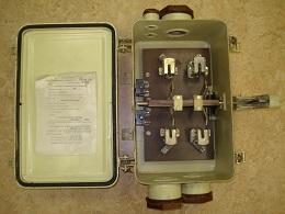 Ящик ЯПВ 323 ОМ5