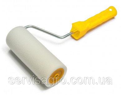 Валик поролоновый с ручкой 8 мм 70/180 мм