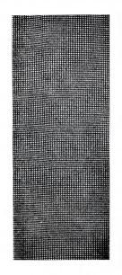 Сетка шлифовальная №60 115х280мм, 10шт.