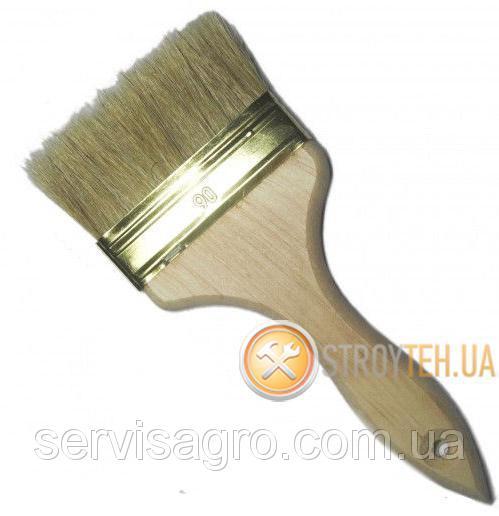 Кисть флейцевая 90/14 мм Укрпром