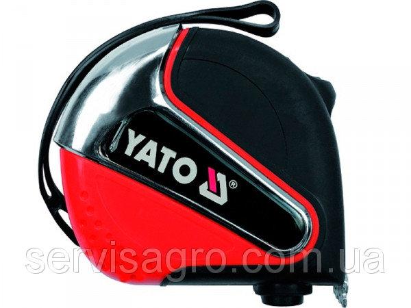 Рулетка измерительная YATO 5мх19мм