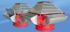 Купить Универсальные крышные радиальные вентиляторы типа УКРВ-ДУ