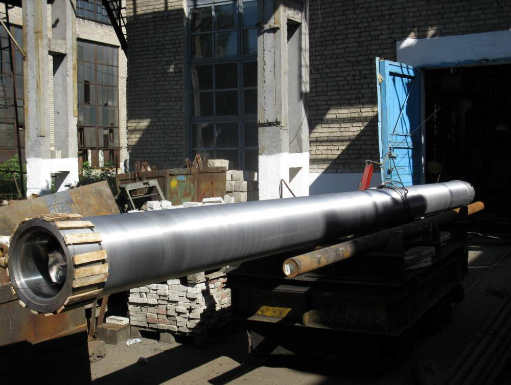 Buy Production of glasses of a hydraulic cylinder to 9500 mm, pr-in Engineering plant the Edging, Ukraine