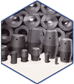 Buy Electrodes the graphitized EG, EGP, EGSP brands