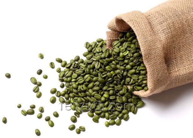 Зеленого кофе экстракт (хлоргеновая кислота 45%, кофеин 1.5%)