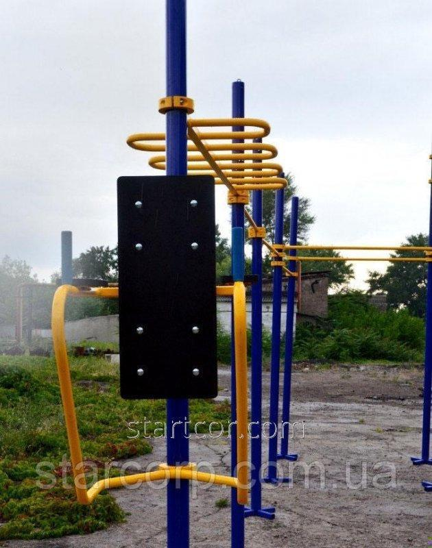 Street workout playground