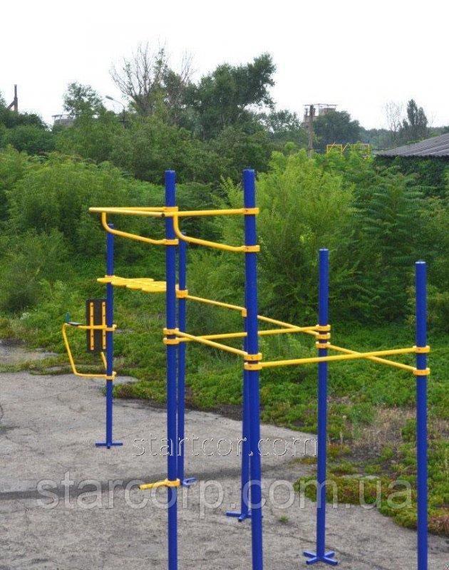 Straßentraining Spielplatz