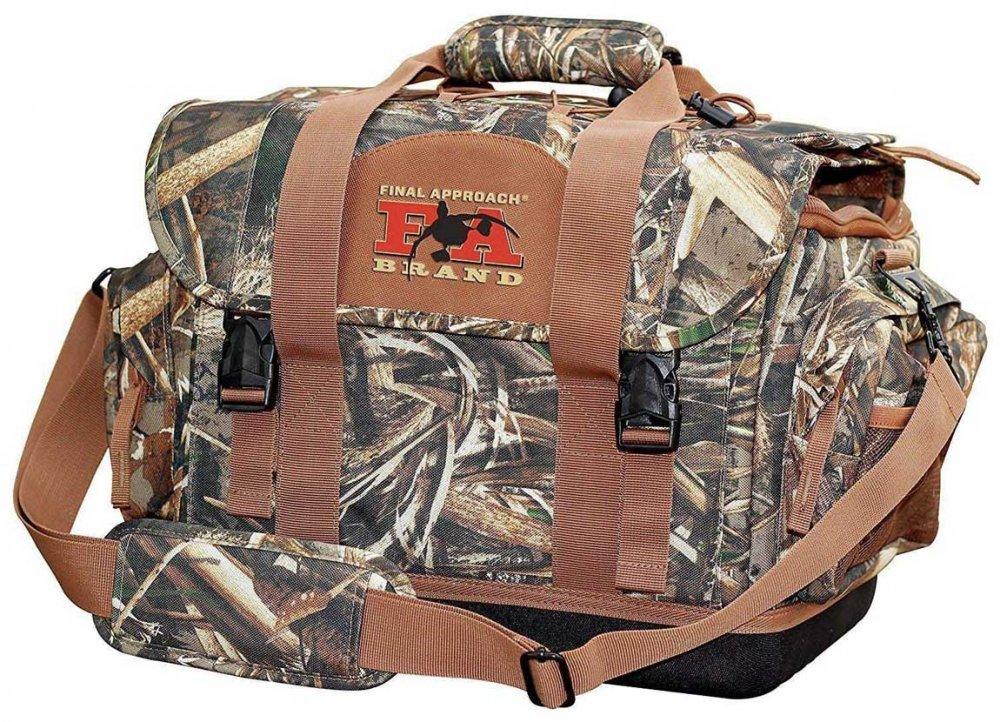 Сумка для охоты Final Approach Medium Blind Bag, Realtree Max-5