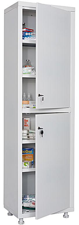 Одностворчатый медицинский шкаф Sml 310