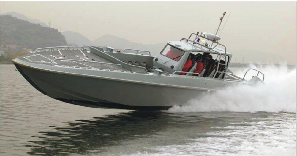 Алюминиевые скоростные катера