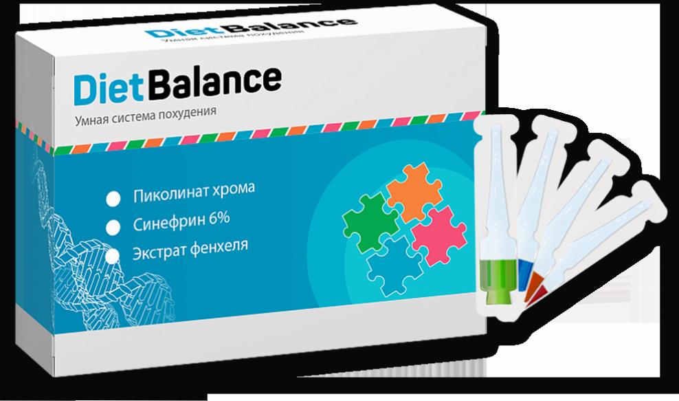 DietBalance для похудения в Екатеринбурге