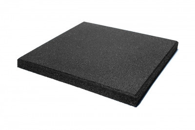 Купить Резиновые плиты террасные , 50 см х 50 см, толщина 30 мм