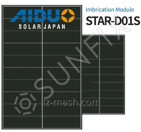 Солнечная панель AIDUO STAR DO1S-330 [330 Вт] Mono / imbrication module