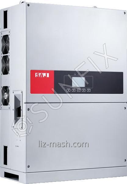 Сетевой инвертор SAJ Suntrio Plus 50 К, 50 кВт