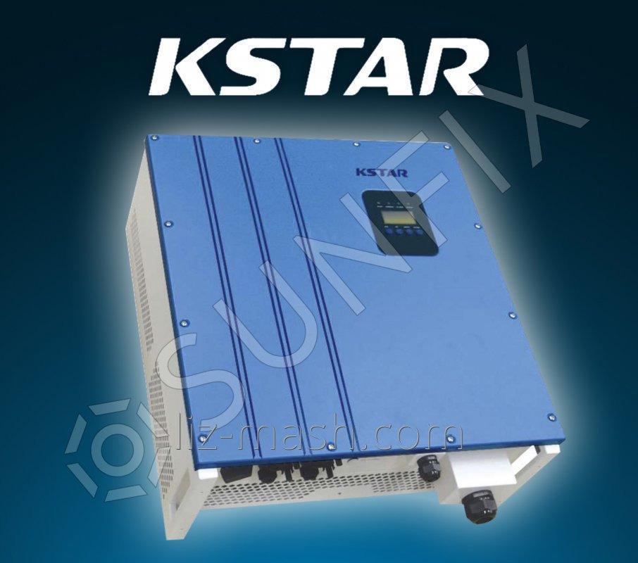 Сетевой инвертор KSTAR KSG-10-K-DM, 10 кВт