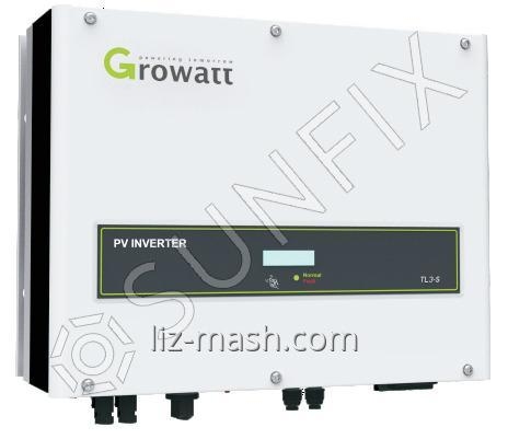 Сетевой инвертор Growatt 10000TL3-S, 10 кВт