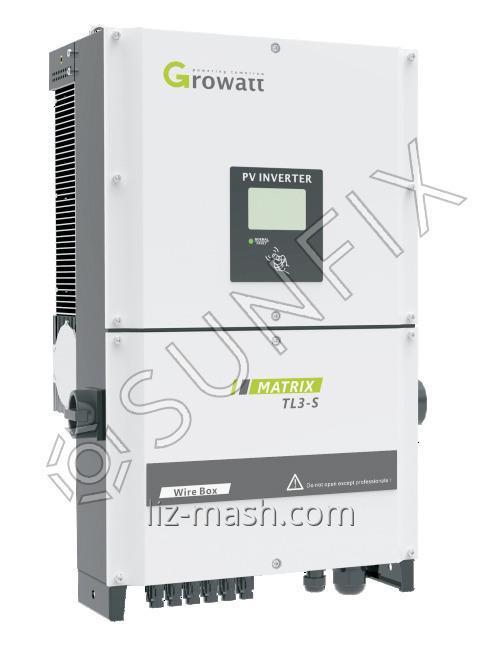Сетевой инвертор GROWATT 20000TL3-S, 20 кВт