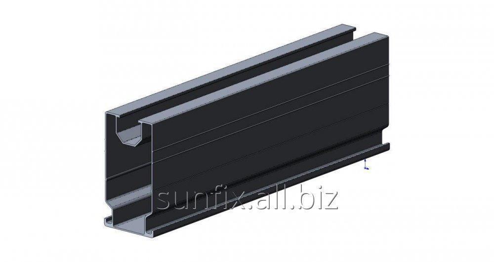 Алюминиевая рейка V-HOP-F15-3500
