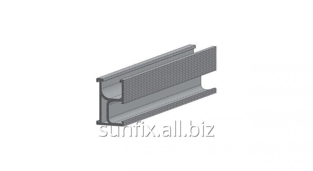Алюминиевая рейка AN-F35-3100