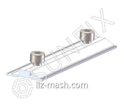 Стык для рейки FS-F35-F35