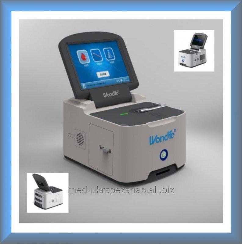 Buy Blood Gas Analyzer and electrolytes BGA - 101 (Wondfo)