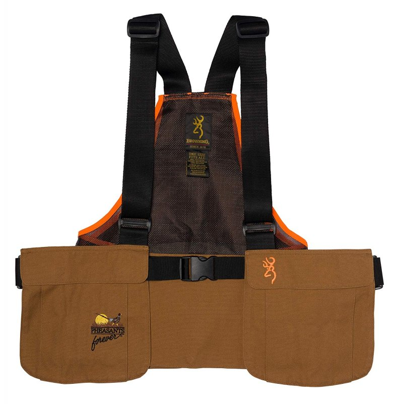 Разгрузочный жилет Browning Pheasants Forever Strap Vest