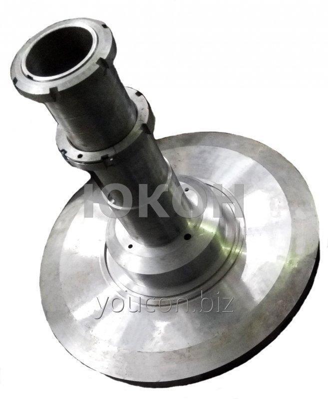 Планшайба гранулятора ОГМ-1,5 (Запасные части ОГМ)