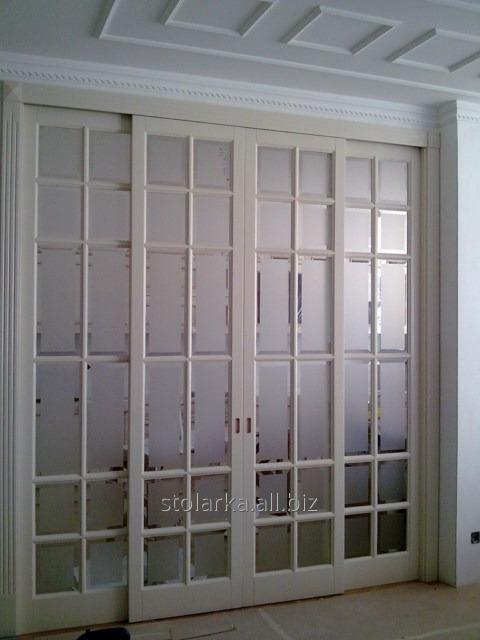 Buy Wooden doors with glass