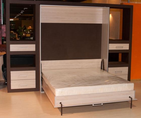 Купить Раскладные кровати деревянные Киев