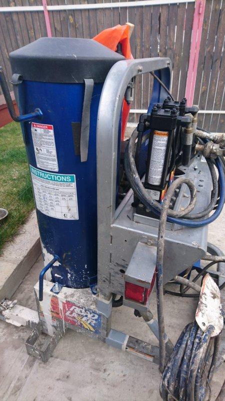 Купить Агрегат для нанесения дорожной разметки Road Lazer Line 231572