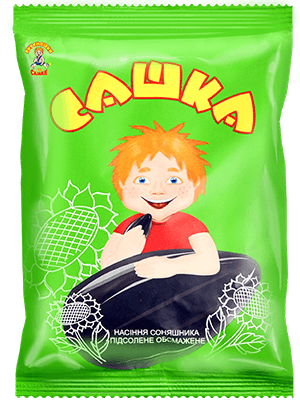 Купить Семена подсолнечника подсоленное обжаренное, ТМ «Вкусняшки от Сашки» 50 г