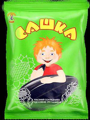 Купить Семена подсолнечника подсоленное обжаренное, ТМ «Вкусняшки от Сашки» 170 г