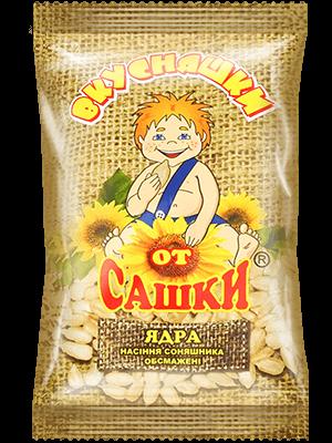 Купить Ядра семян подсолнечника обжаренные ТМ «Вкусняшки от Сашки»
