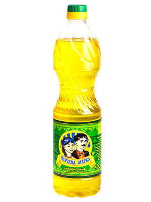 """Buy Sunflower oil not refined (pressed) of the first grade of TM """"People's Brand"""""""