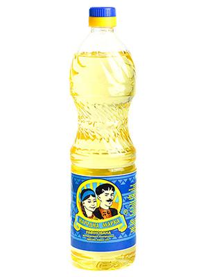 """cumpără Ulei de floarea-soarelui rafinat, dezodorizat (obținut de la o presă) de brand """"Marca Poporului"""", """"P"""" TM"""