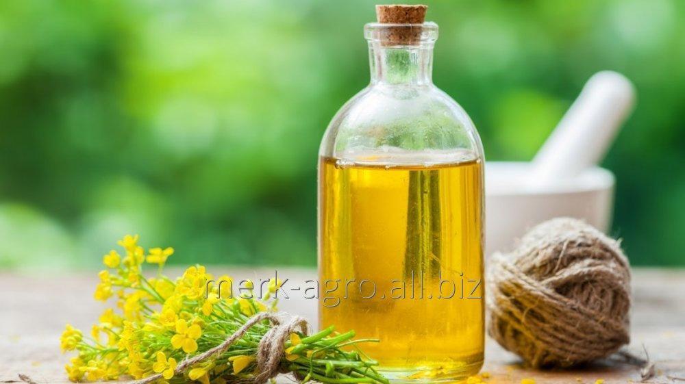 Рапсовое масло от 25 тонн флекситанк