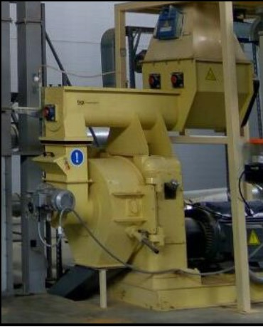 Гранулятор опилок BST-2,5