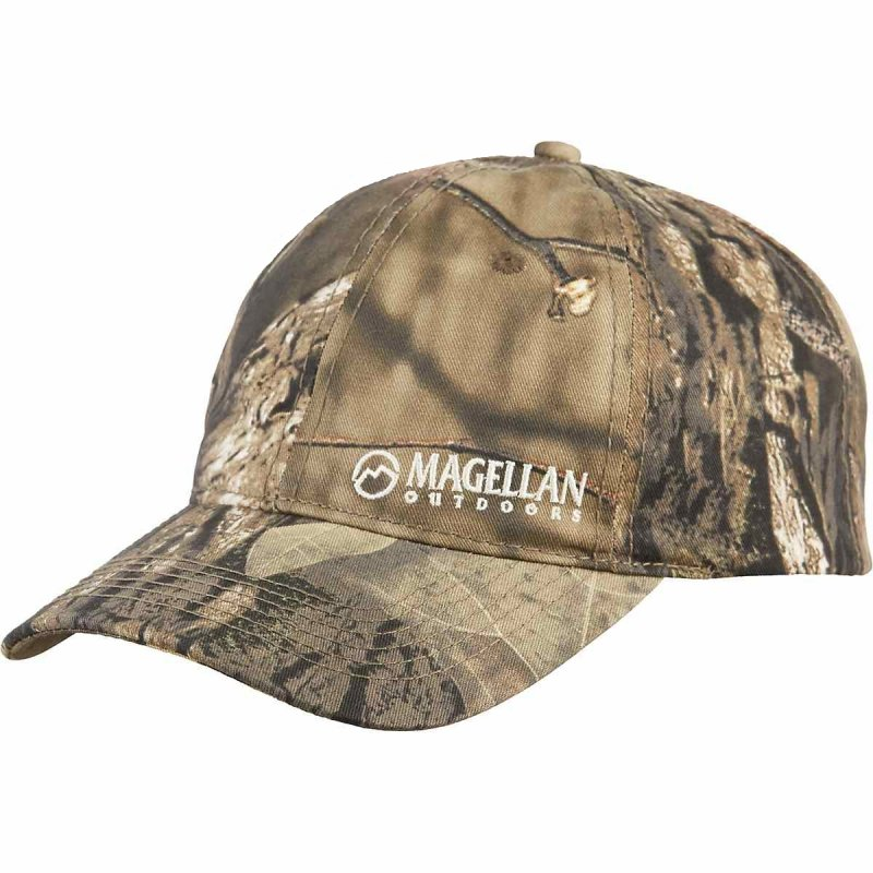 Кепка для охоты и рыбалки Magellan Outdoors Men's Twill Hunting Hat Realtree Mossy Oak Country