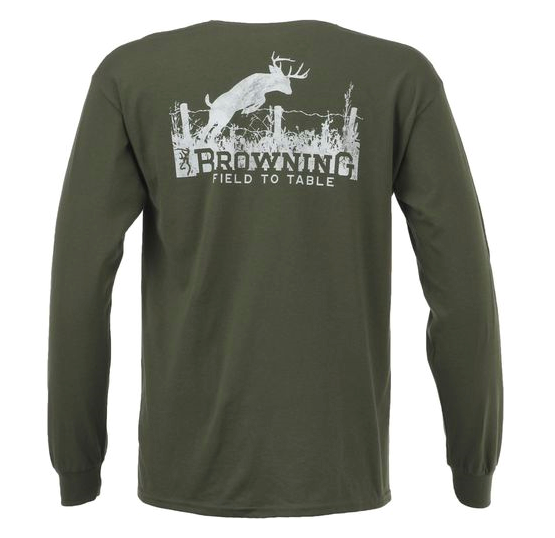 Футболка для охоты и рыбалки Browning Authentic Arms Classic Outdoor Graphic T-Shirt