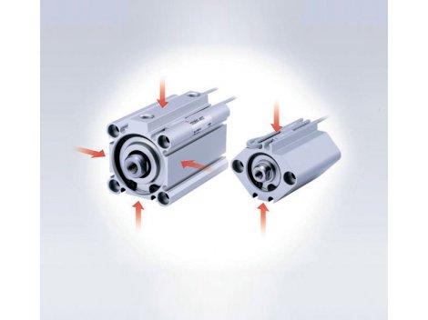 Компактные цилиндры SMC - CQ2