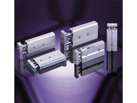 Миниатюрные специальные цилиндры SMC - CXSJ