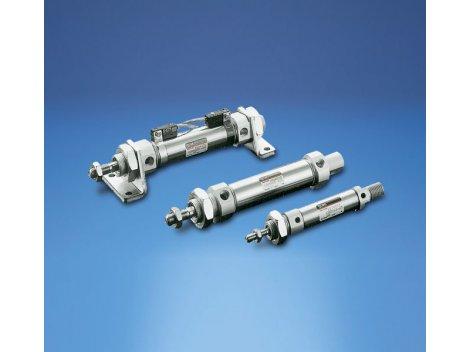 Цилиндр по стандарту ISO SMC - C85