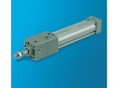 Цилиндр со стопорным механизмом SMC - C-95N