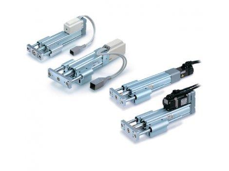 Электрические приводы с направляющими SMC - LEYG