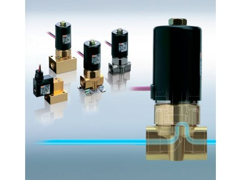 Электромагнитный клапан SMC - PVQ 2/2