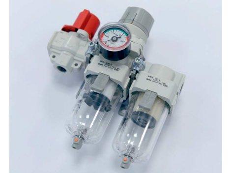 Блок подготовки воздуха SMC- AC D-A