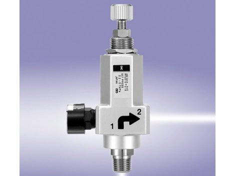 Миниатюрный регулятор давления SMC - ARJ310