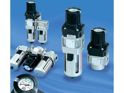 Регулятор давления с манометром SMC - ARG/AWG